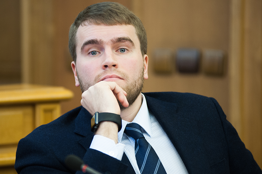 Григорий Вихарев был назначен советником генерального директора «Водоканала».