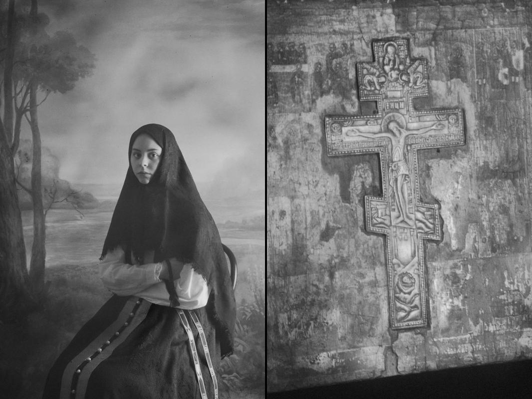 Молитва как особое состояние выражалась и в одежде.