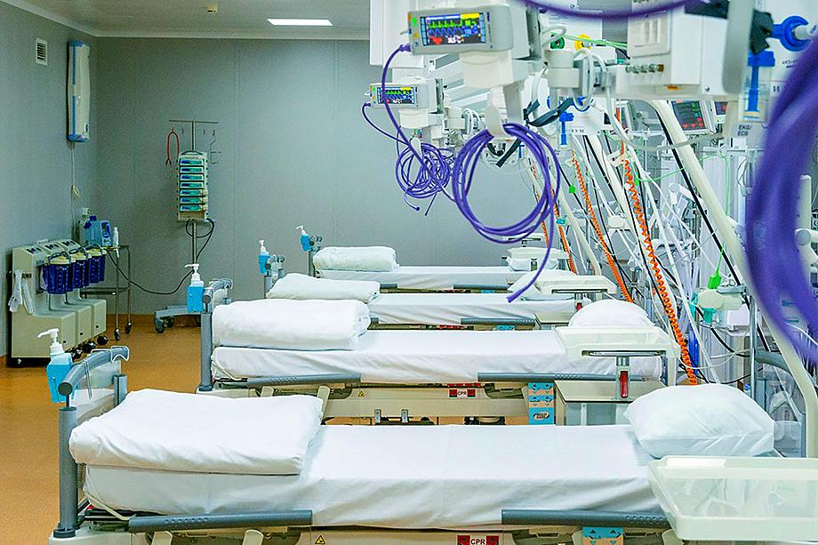 К 2019 году число больничных коек при расчёте на 10 тыс. населения составило 79,9 штуки, из них в инфекционных отделениях – рекордные в истории РФ четыре места.