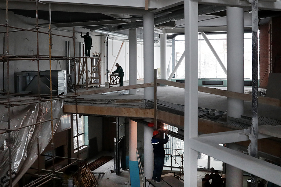 Проект «Эрмитаж-Урал» разрабатывают уже семь лет