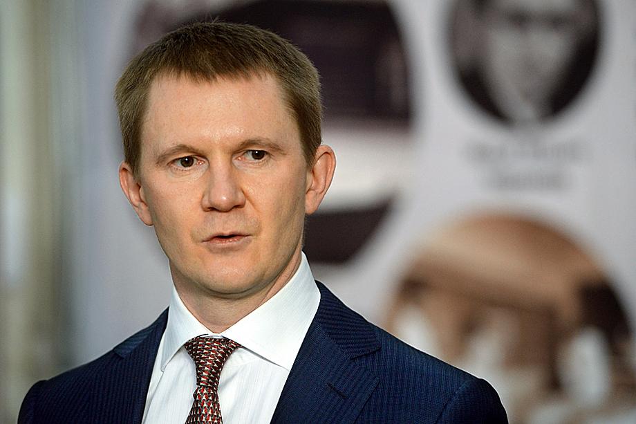 Сергей Медведев, бывший председатель совета директоров ЕЗОЦМ.