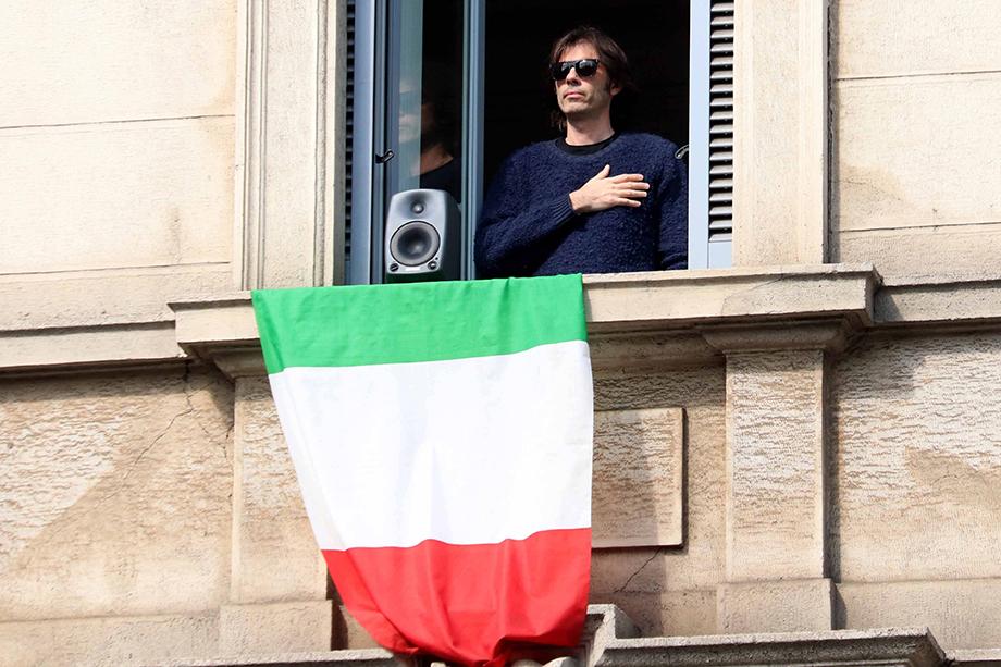Италия собирается запустить мощнейшую рекламную кампанию под общим слоганом «Я остаюсь в Италии!».