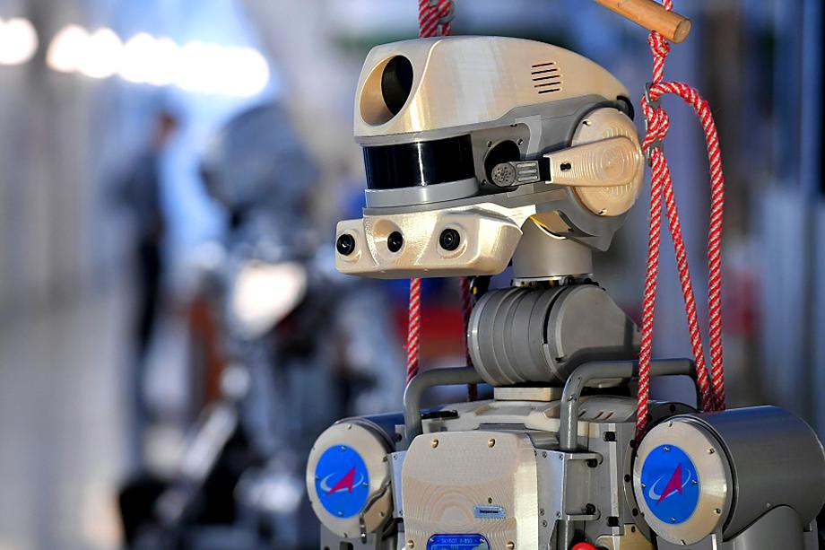 Знакомьтесь, робот «Фёдор», созданный на базе НПО «Андроидная техника».