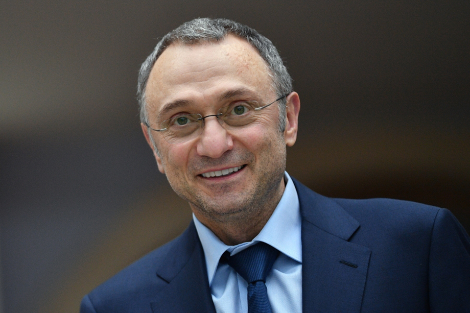 Совладелец крупнейшей в России золотодобывающей компании «Полюс» Сулейман Керимов