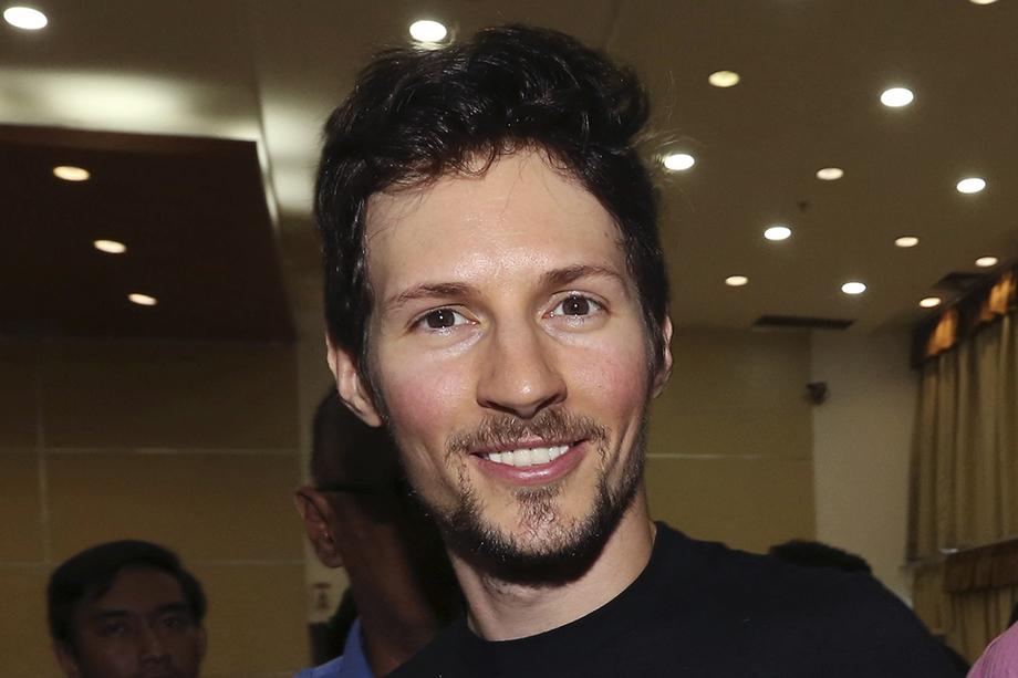 Создатель Telegram Павел Дуров