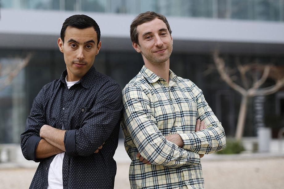Сооснователи компании-разработчика видеоигр Playrix Дмитрий и Игорь Бухманы