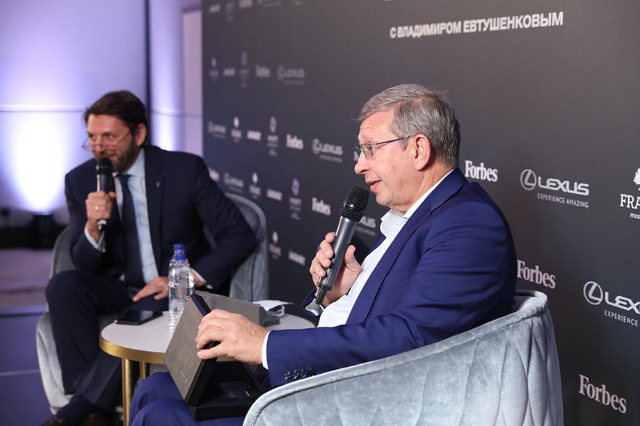 Владелец МТС Владимир Евтушенков