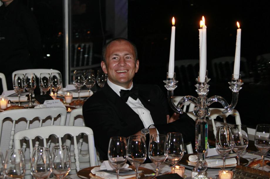 Член совета директоров «Еврохима» Андрей Мельниченко