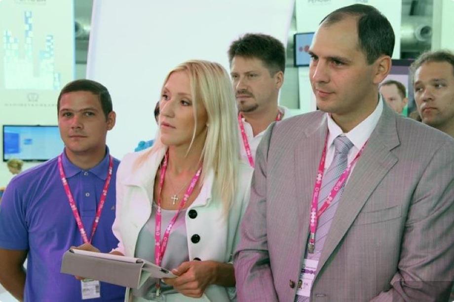 Кристина Субботина и Денис Паслер.