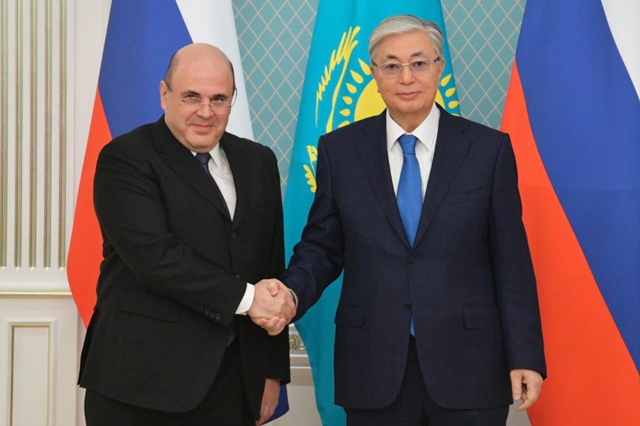Фигура Касым-Жомарта Токаева остаётся знаменем политики Назарбаева.
