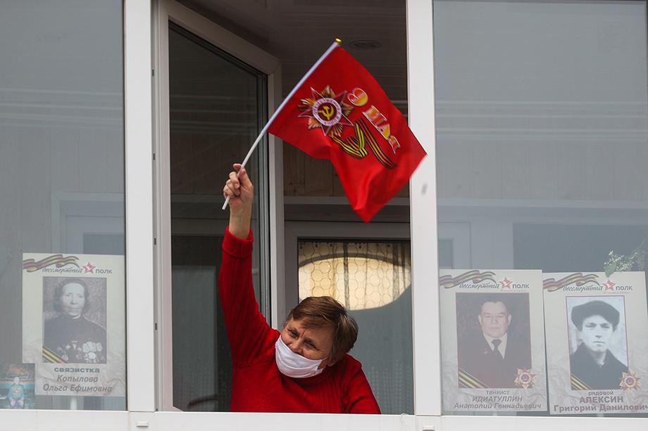 Акция «Окна Победы», Иваново