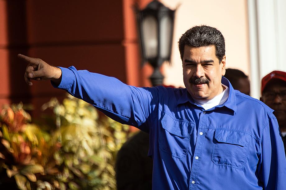 Мадуро всё ещё остаётся президентом Венесуэлы, но находится под постоянным ударом с нескольких сторон.