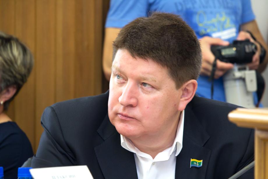 Игоря Плаксина обвиняют в хищении 2,5 миллиарда рублей.