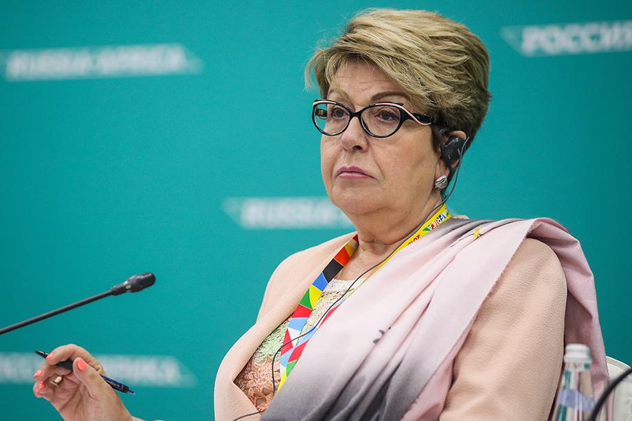Эксперты предполагают, что Элеонора Валентиновна покинет свой пост и перейдёт на другую должность.