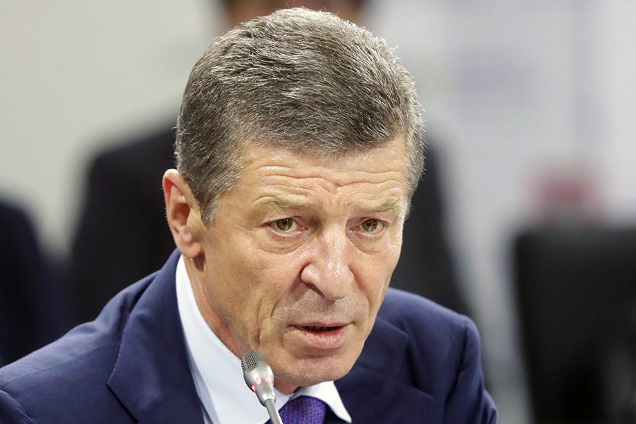 Визит Дмитрия Козака в Берлин и его встреча с Ангелой Меркель были посвящены теме мирного урегулирования конфликта с участием ДНР и ЛНР.