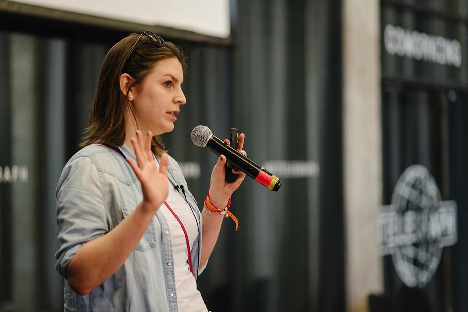 Основательница центра помощи жертвам домашнего насилия «Насилию.нет» Анна Ривина.