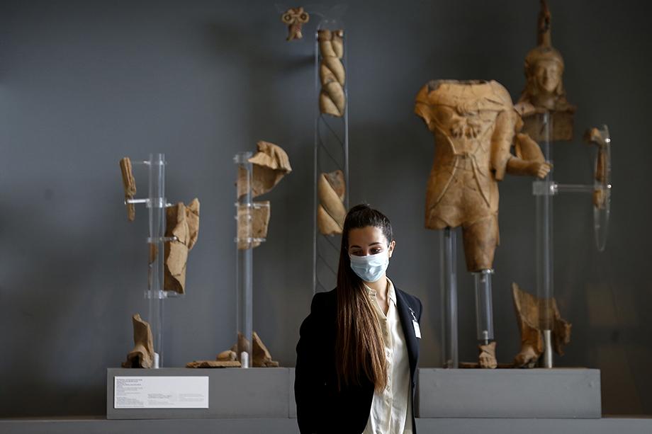 Из-за введения ограничений вынужденно были закрыты 90 процентов музеев.