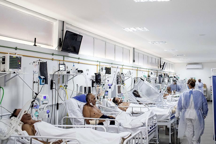 Число инфицированных в Бразилии превысило 291 тысячу