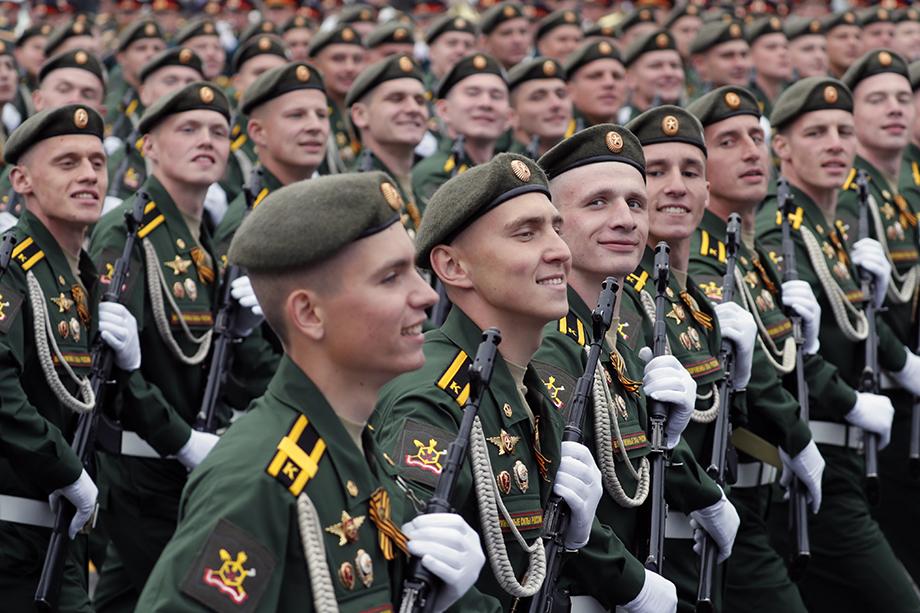 Парад Победы состоится в Москве 24 июня.