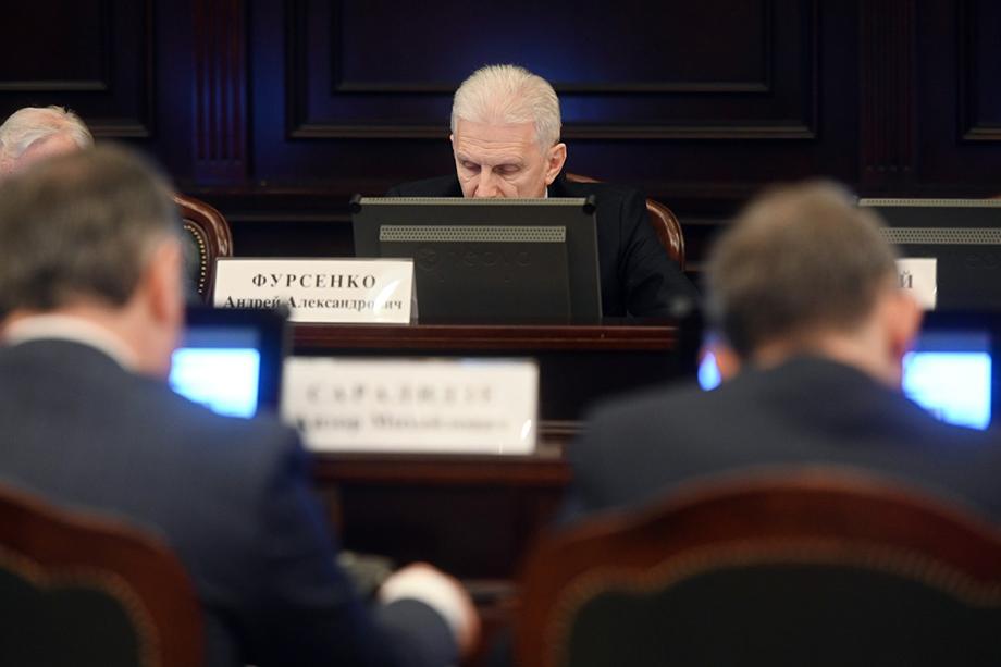 Одним из идеологов реформы зачистки ректоров «в возрасте» был помощник президента Андрей Фурсенко.