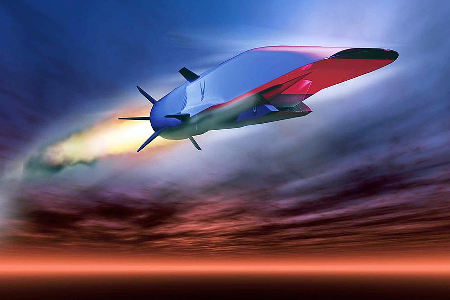 Изображение с макетом американской X-51A Waverider новостники выдавали за проект ракеты «Циркон».