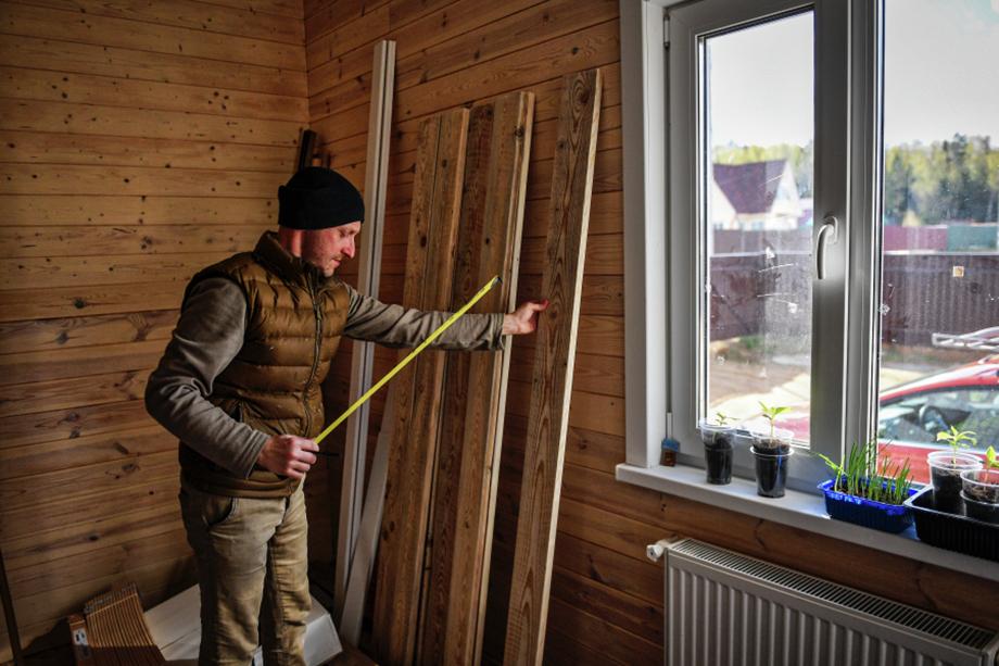 За последние два месяца спрос на услуги ремонта и строительства в стране увеличился на 44 процента