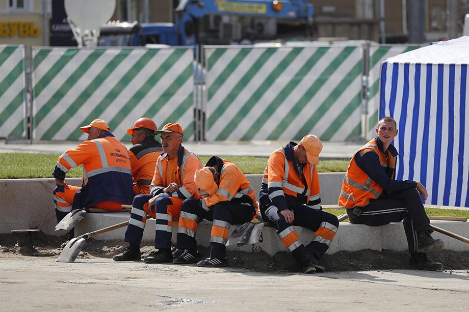 Если до кризиса были заняты десять из десяти мигрантов, то в перспективе работу получат не более семи из тех же десяти.