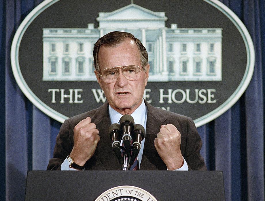 Последним американским президентом, продержавшимся на посту только один срок, был Джордж Буш – старший.