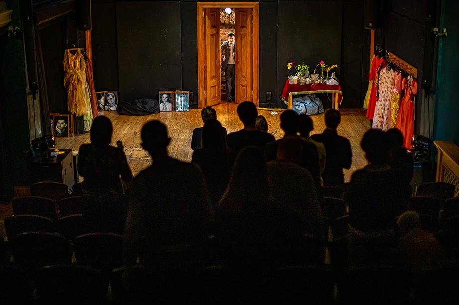 В этом году «Коляда-театру» исполняется 19 лет.
