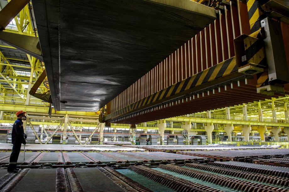 УГМК − крупнейший экспортёр Свердловской области.
