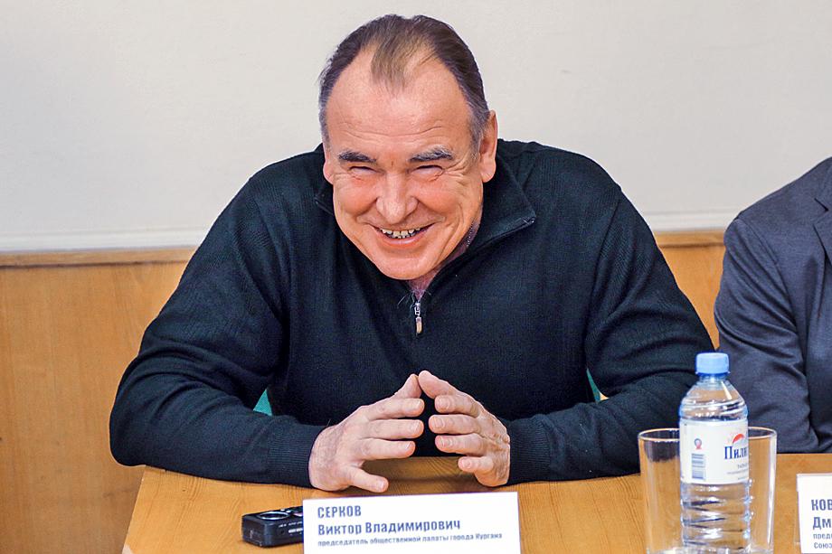 Виктор Серков тоже был обласкан ООО «Уралагрогрупп» и сразу после отставки с должности мэра Кургана вошёл в состав совета директоров.