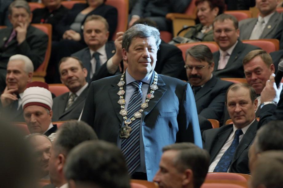 Впервые комбинированная ставка налога в Екатеринбурге «засветилась» при руководстве Аркадия Чернецкого.