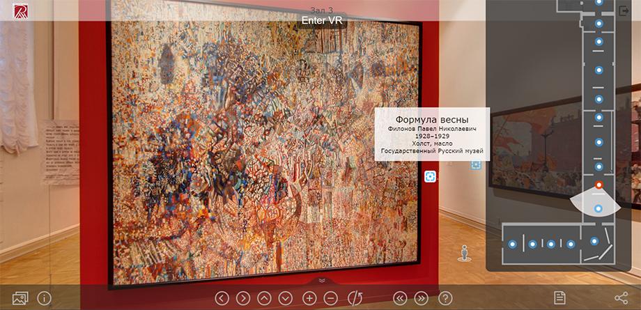 Виртуальная реальность, как ни странно, повысила интерес людей к искусству.
