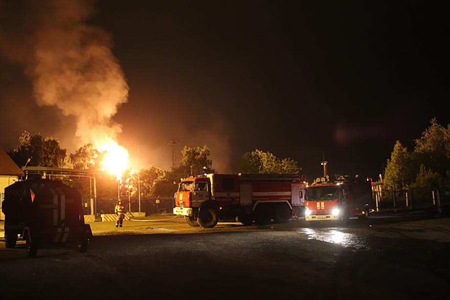 Пожару присвоен четвёртый номер сложности из пяти возможных.