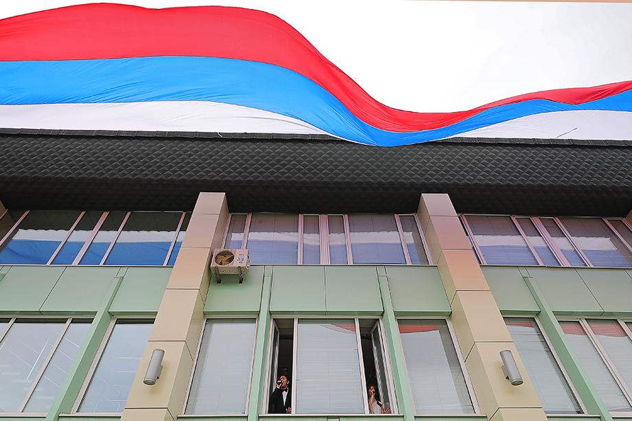 День России в Иванове.