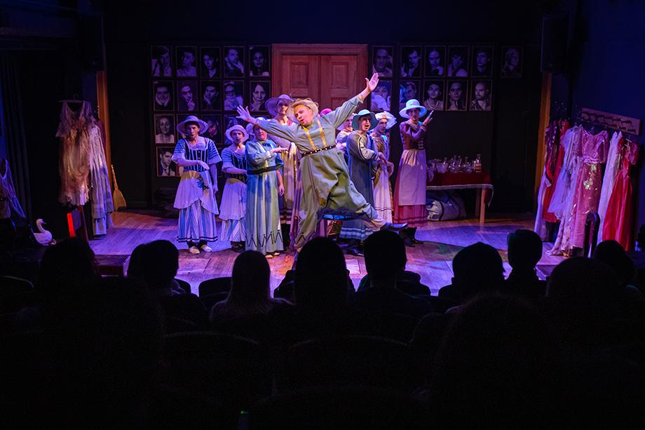 В этом году фестиваль «Коляда-Plays» должен пройти в 14-й раз.