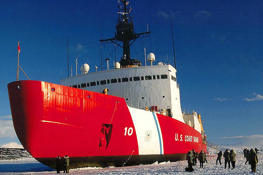 USCGC Polar Star (WAGB-10) – тяжёлый ледокол Береговой охраны США. Введён в эксплуатацию в 1976 году.