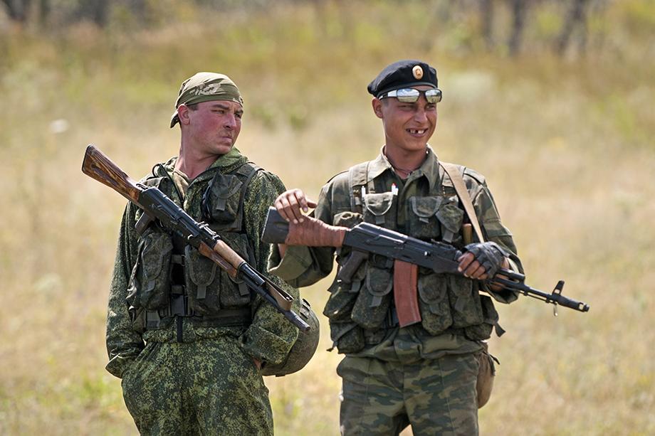 Война в Донбассе породила целую субкультуру наёмников «особого типа».