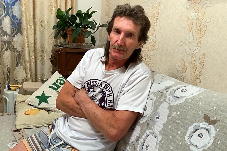 Андрей Мельников, учитель физкультуры Варвары Верхозиной.