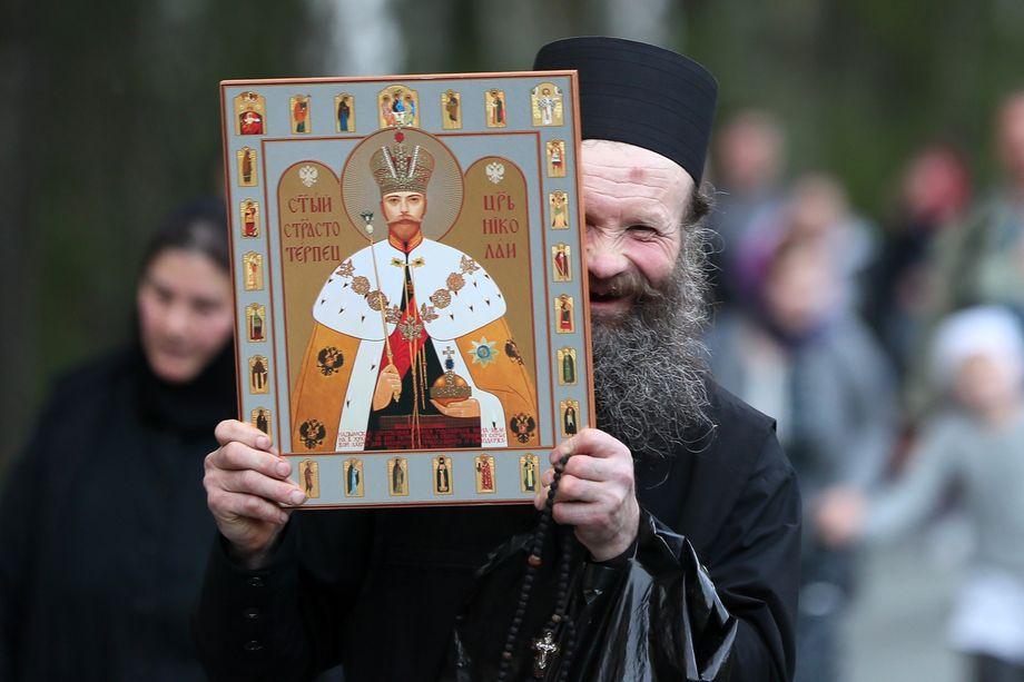 Ежегодно в Екатеринбурге собираются десятки тысяч человек, чтобы принять участие в мероприятии.