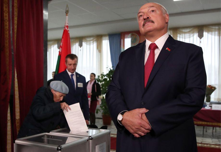 Александр Лукашенко может в шестой раз стать президентом Белоруссии.