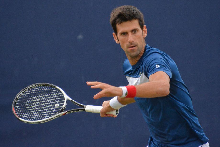 Новак Джокович возглавляет рейтинг лучших теннисистов мира.