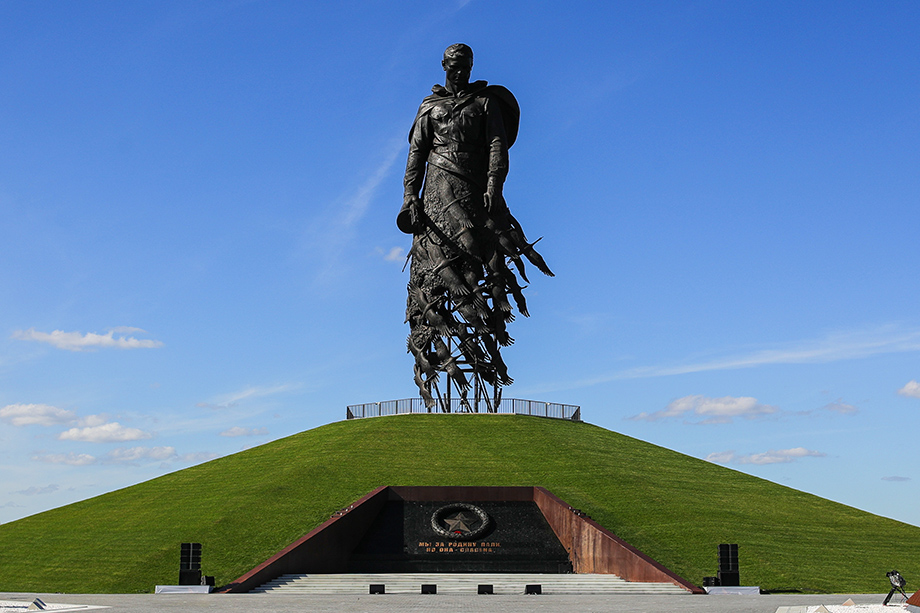 Лидеры двух стран назвали Ржевский мемориал символом Победы в Великой отечественной войне.