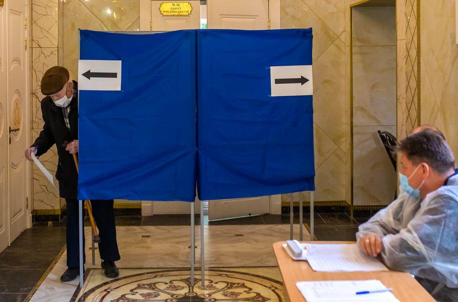 Ряд регионов уже огласил окончательные итоги голосования.