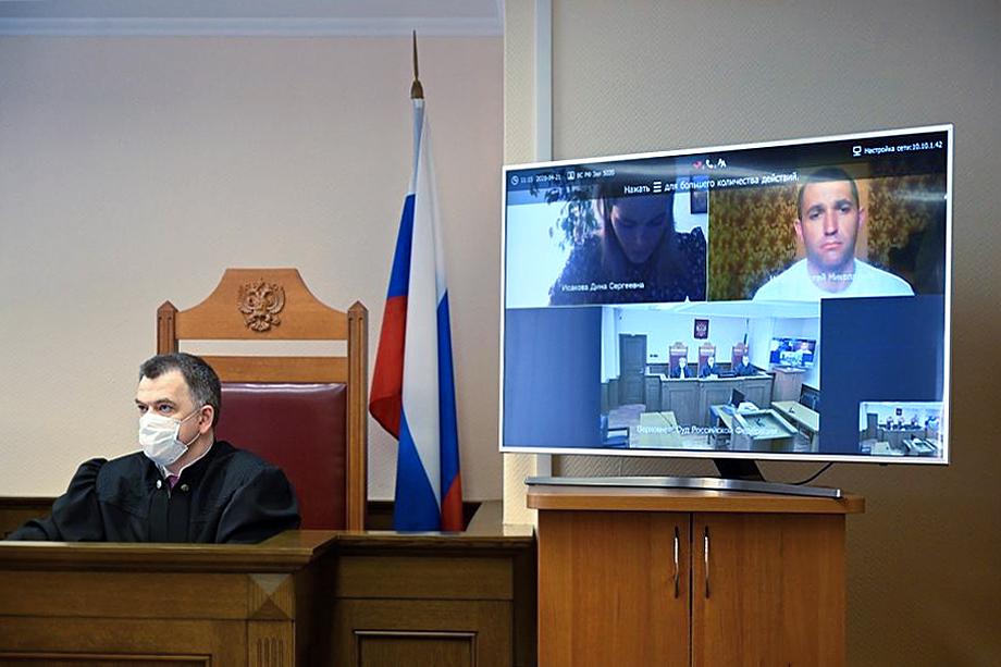 Юристы считают, что веб-заседание не формирует уважительного отношения к закону и суду.