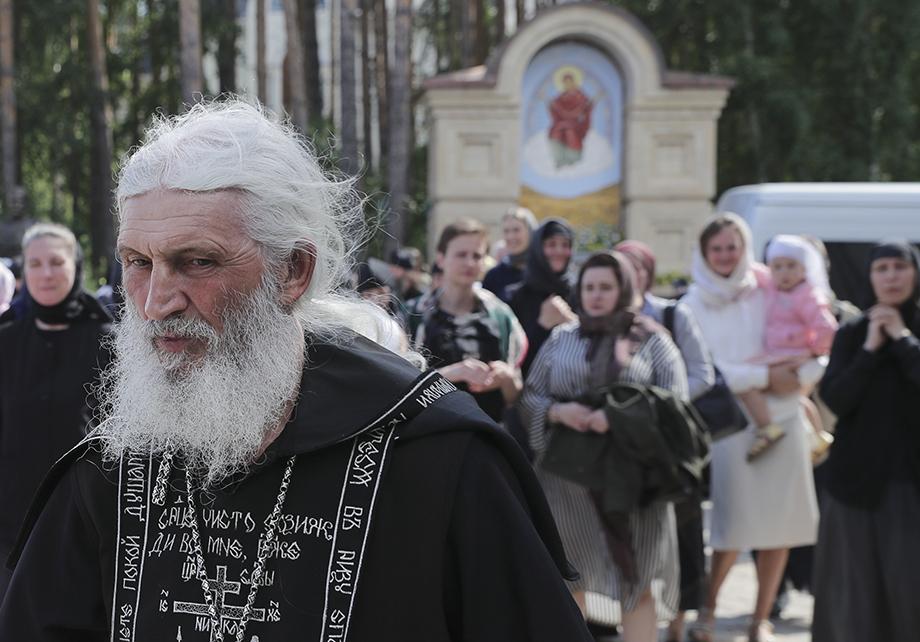 После лишения сана Сергий останется схимонахом.