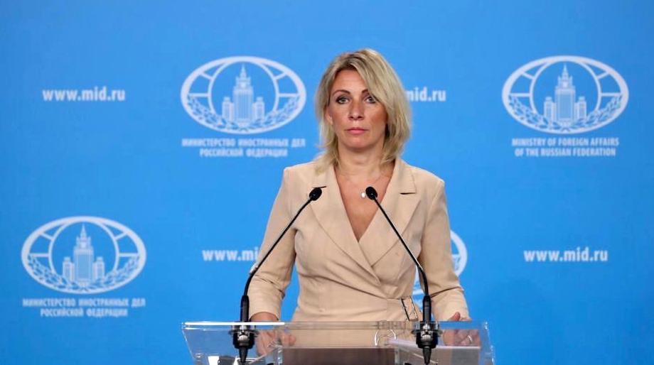 Покидать министерство иностранных дел Мария Захарова не намерена.