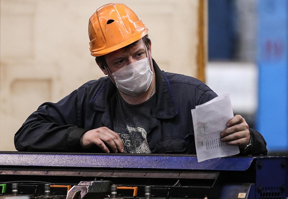 Динамика уровня безработицы в секторе промышленного производства ухудшается.