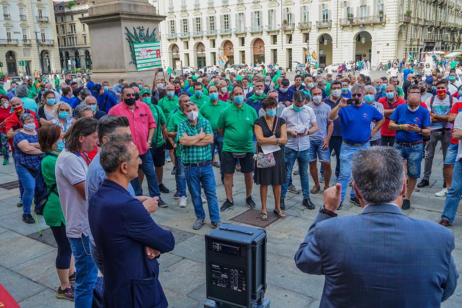На сегодняшний день безработица – проблема номер один в Италии. Апеннинский полуостров захватила волна протестов представителей практически всех профессий.