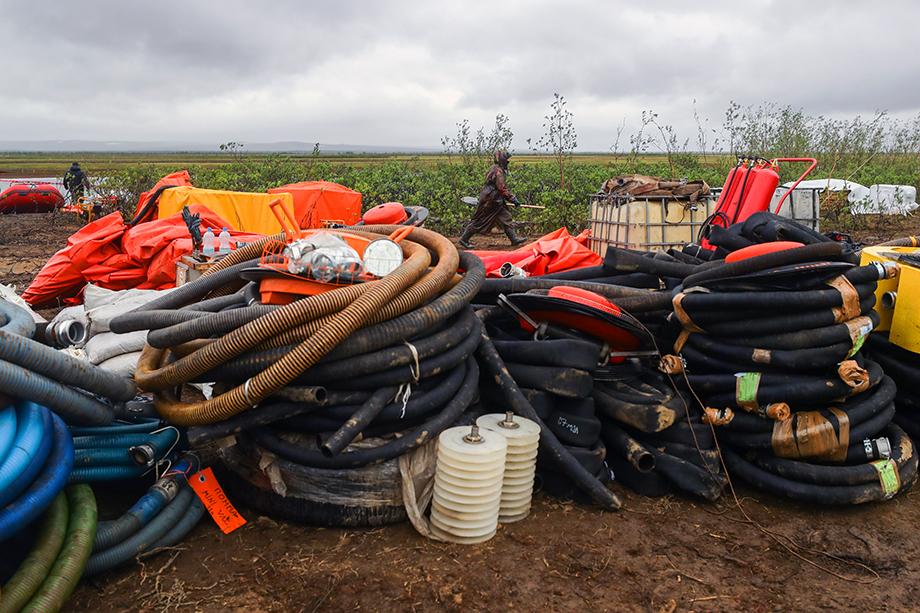 РУСАЛ обеспокоен чередой экологических аварий и инцидентов в Норильске.
